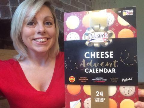 Reviewing Asda's Cheese Advent Calendar