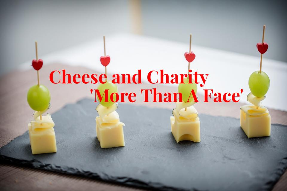 Cheese tasting and Charity