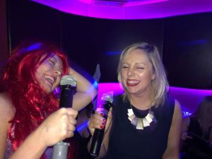 hen weekend karaoke