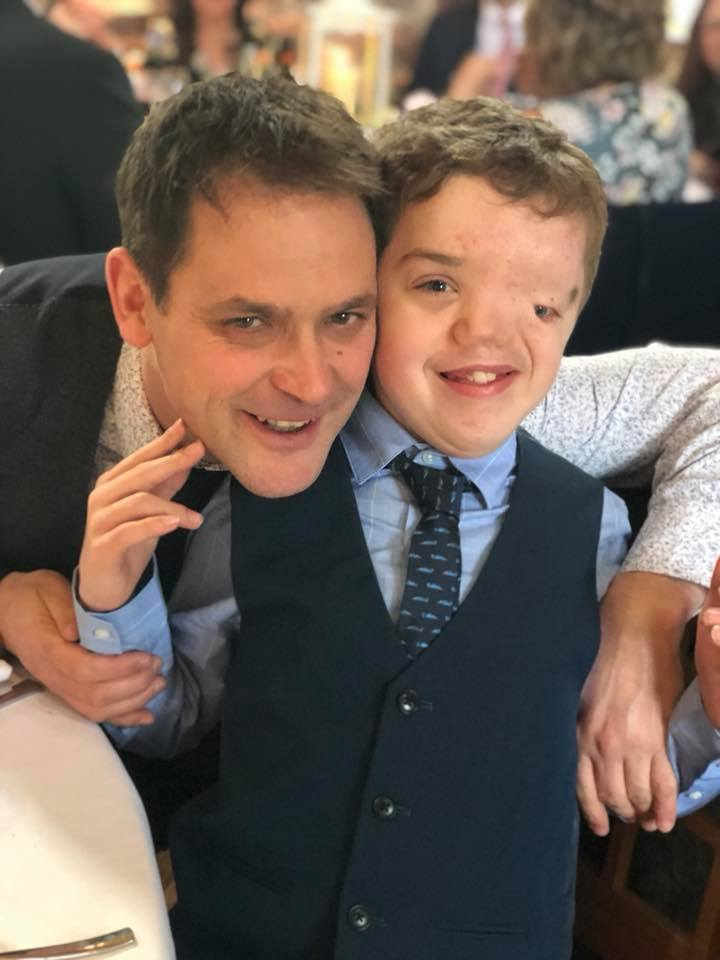 Autism, Love & Life ~ An Interview with a Step-Dad