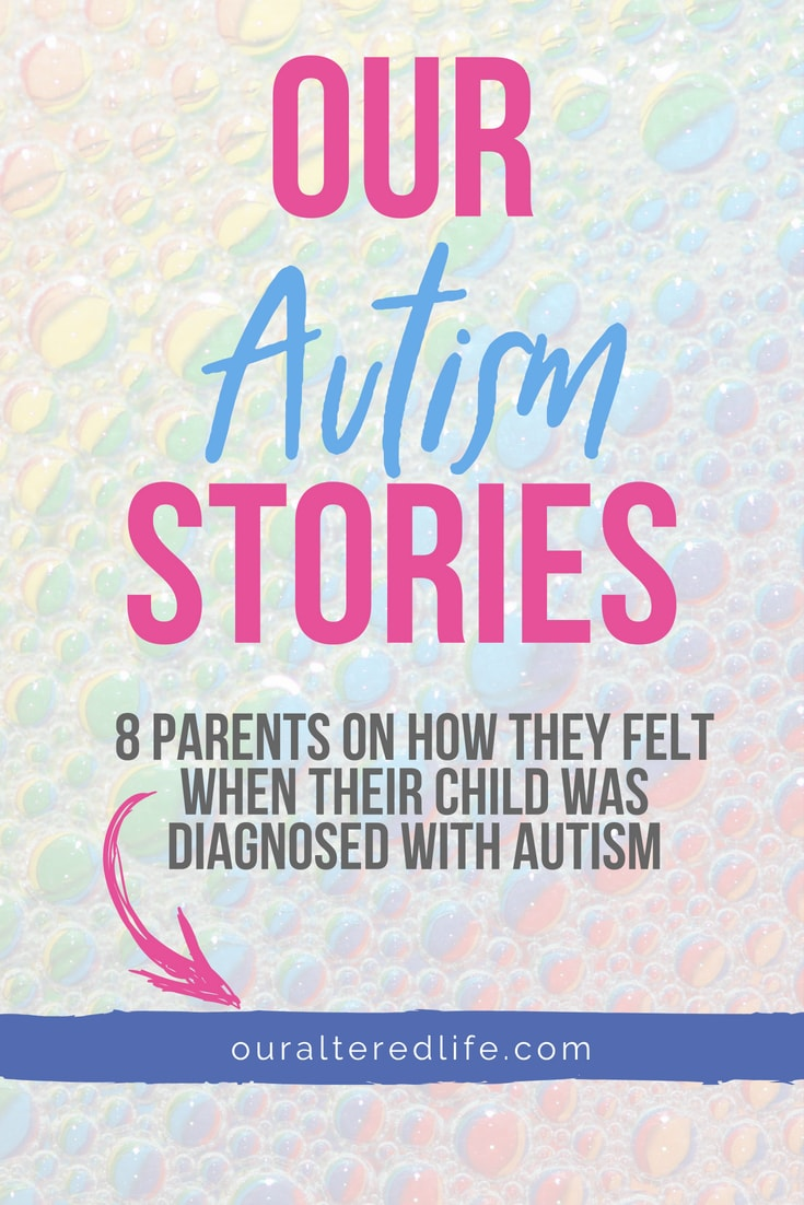 8 parents talk about how it felt when their child was diagnosed with autism #autism #asd #asc