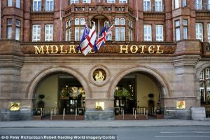 city break - the midland hotel