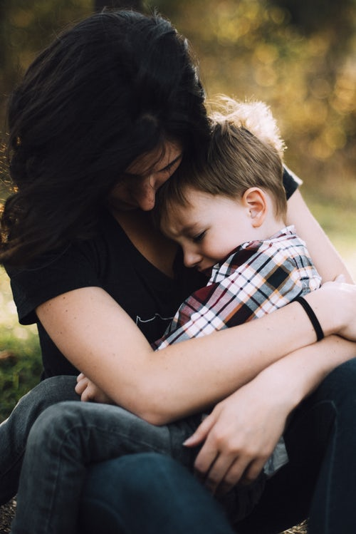 7 reasons why it's okay not to be okay as a parent