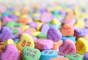 Fathers Day - Valentines Day sweets