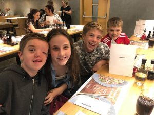 Our recent gifted visit to wagamamas
