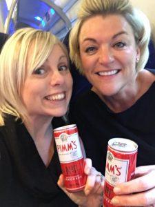 Friendship day - Me and Caroline