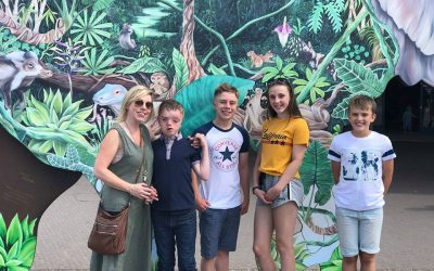 Exploring Wild Worlds at Chester Zoo
