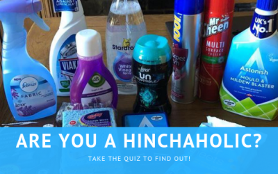 Are you a hinch-aholic?