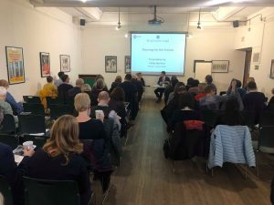 London mencap seminar