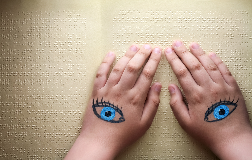 Vision without sight ~The incredible altered life of Louis Braille