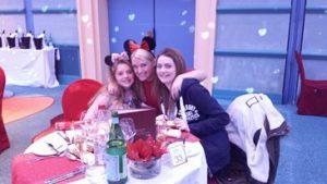 Lisa and the girls