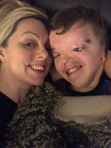 Autism and sleep - pre bed cuddles